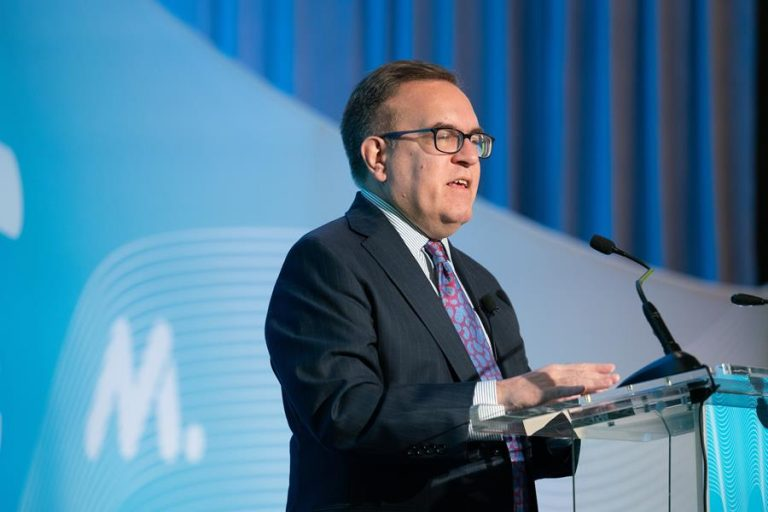 Andrew Wheeler at the Council of Manufacturing Associations conference