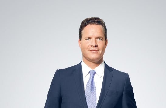 Oliver Hermes, president and CEO of the Wilo Group