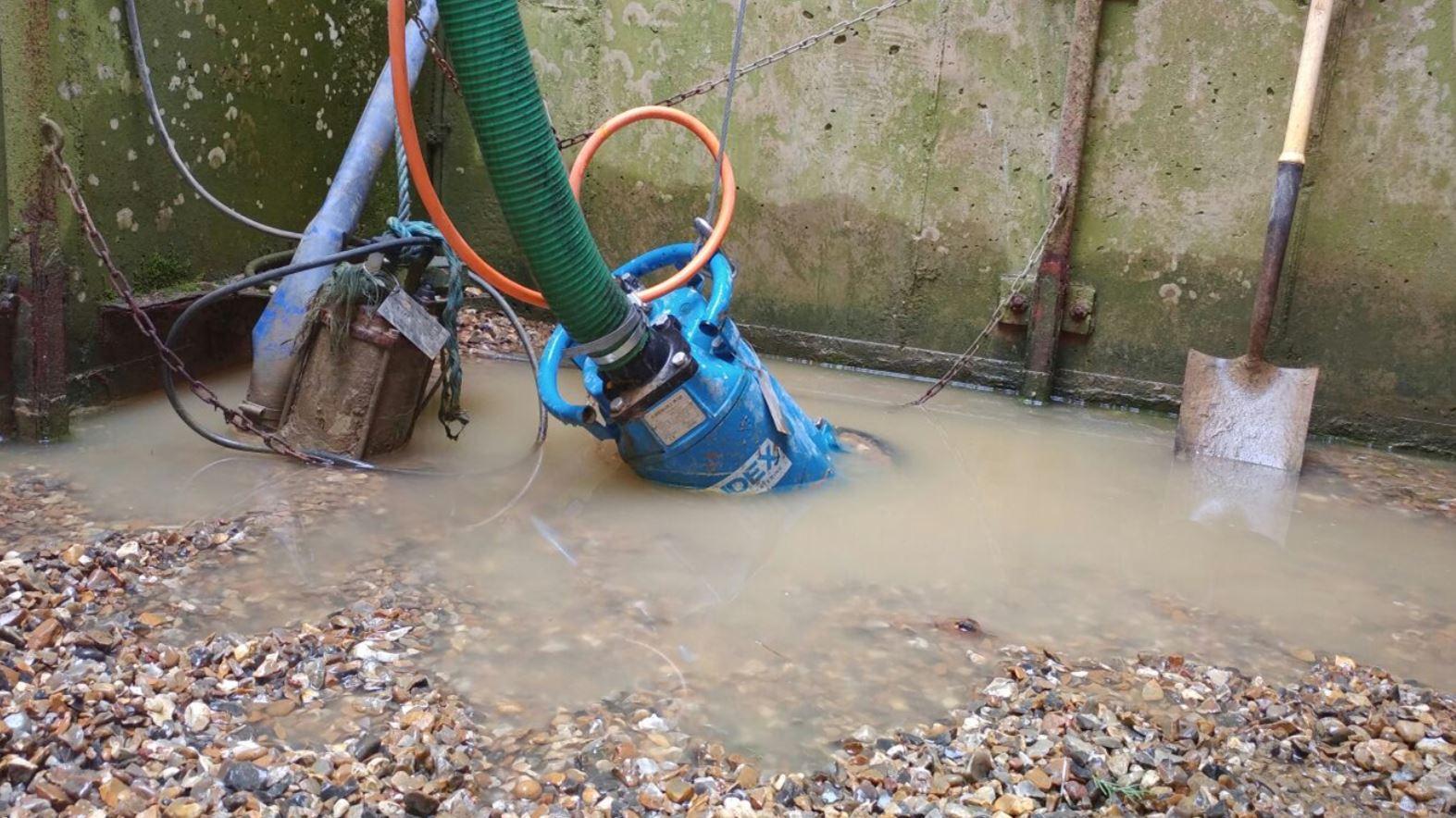 Audex pump