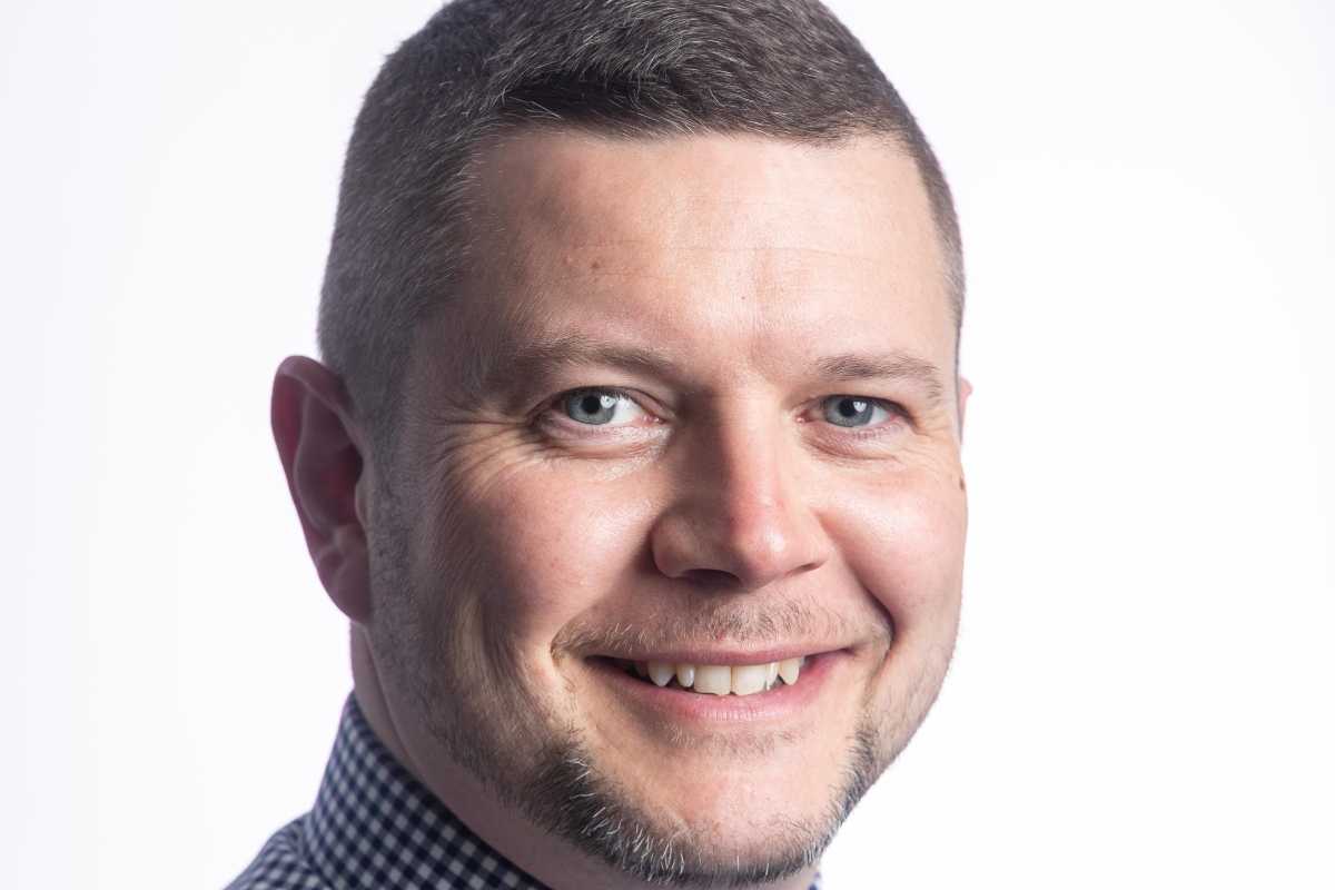 Stuart Charles Sinclair, managing director of Integrity XL
