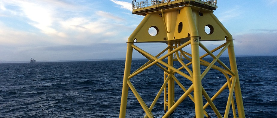 Subsea 7 was awarded a contract off the German coast