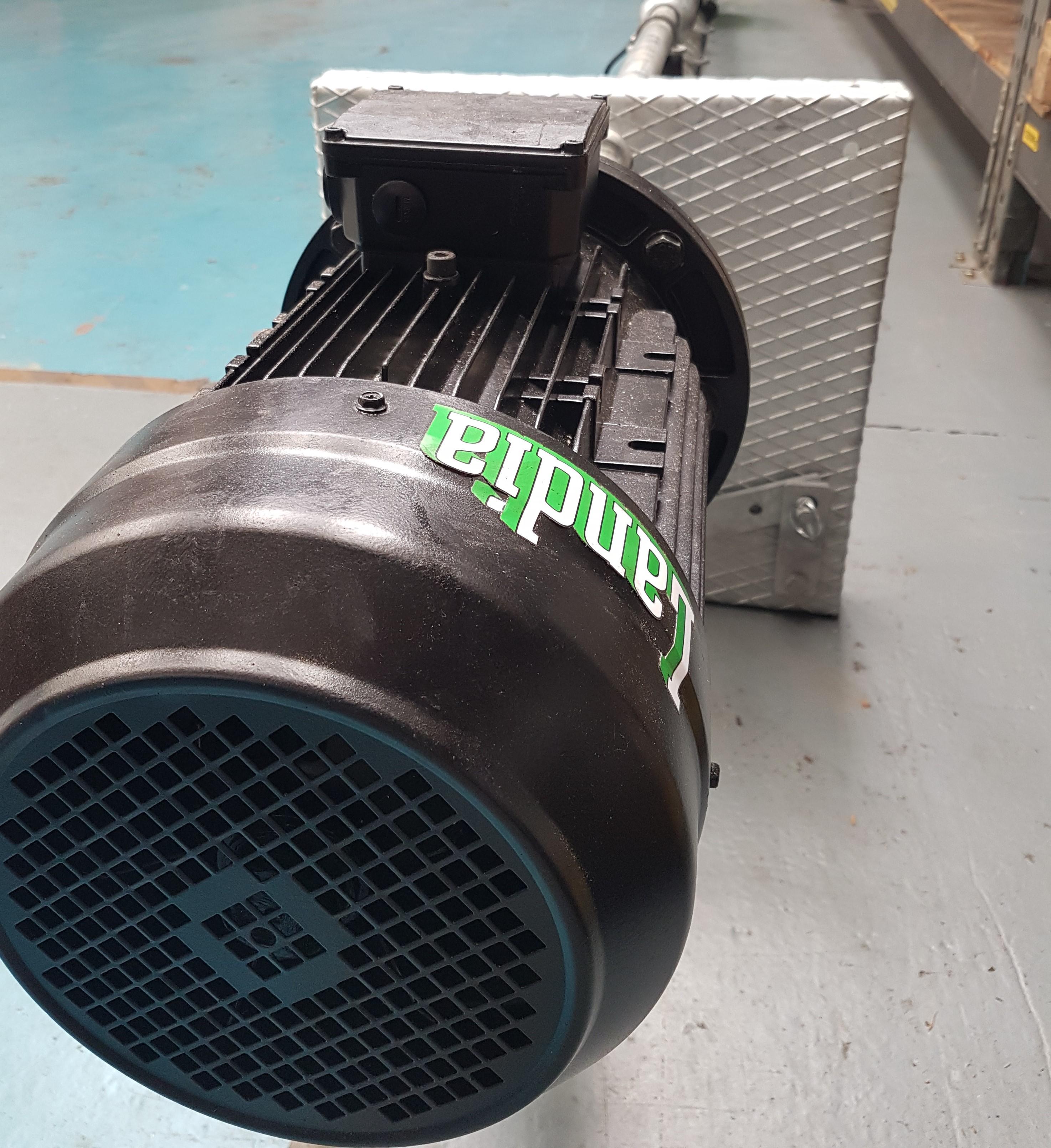 The long-shaft chopper pump
