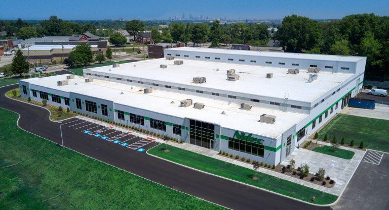 The new facility
