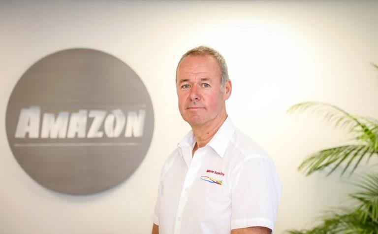 David Ridealgh, marketing manager at Amazon Filters