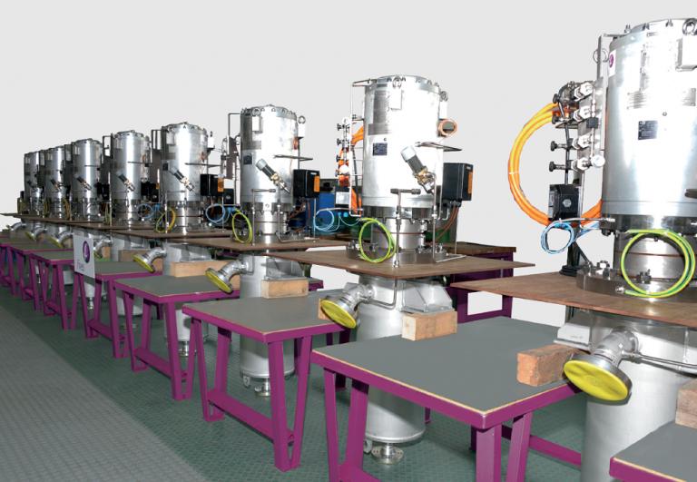 Cryomec® VSMP – Vertical Sealless Motor Pump