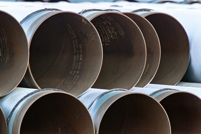The pipeline will be 85km long