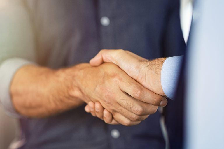 John Ballun and Rob McDonald reached an agreement